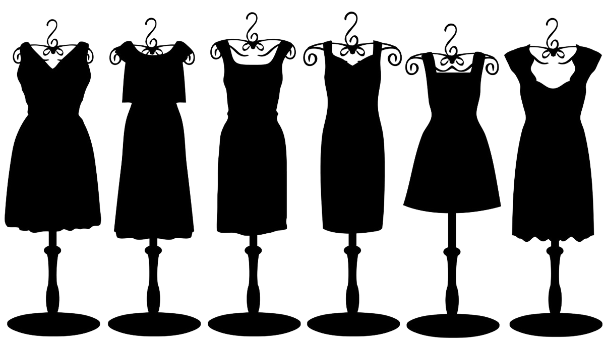 Fashion clipart dress.  collection of png