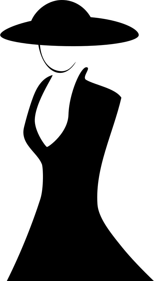 Dress svg png icon. Fashion clipart fashion dummy