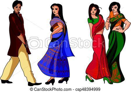 Fashion clipart fashion indian. Portal