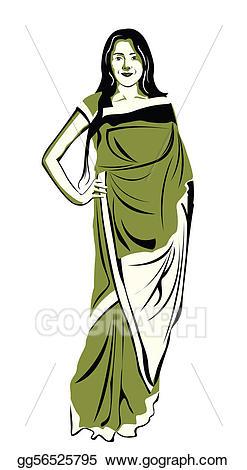 Fashion clipart fashion indian. Clip art lifestyle stock