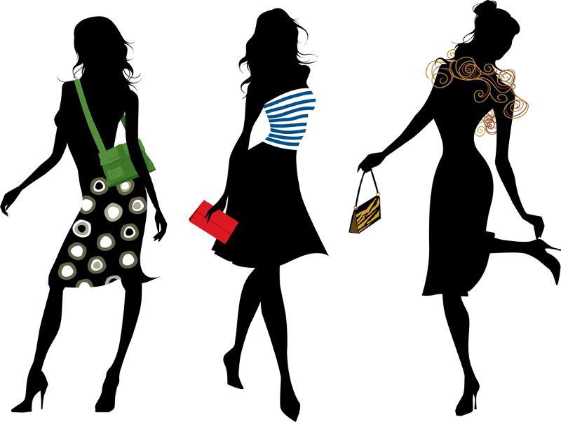 Fashion clipart fashion marketing. Plitzs show model casting
