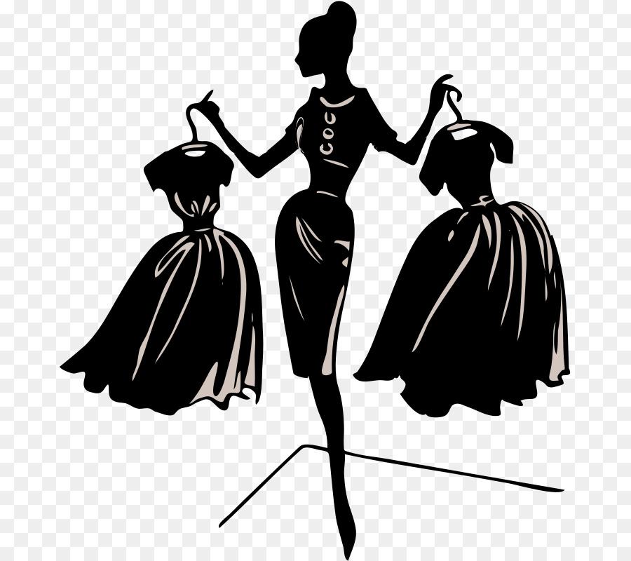 Fashion clipart fashion photography. History of western silhouette