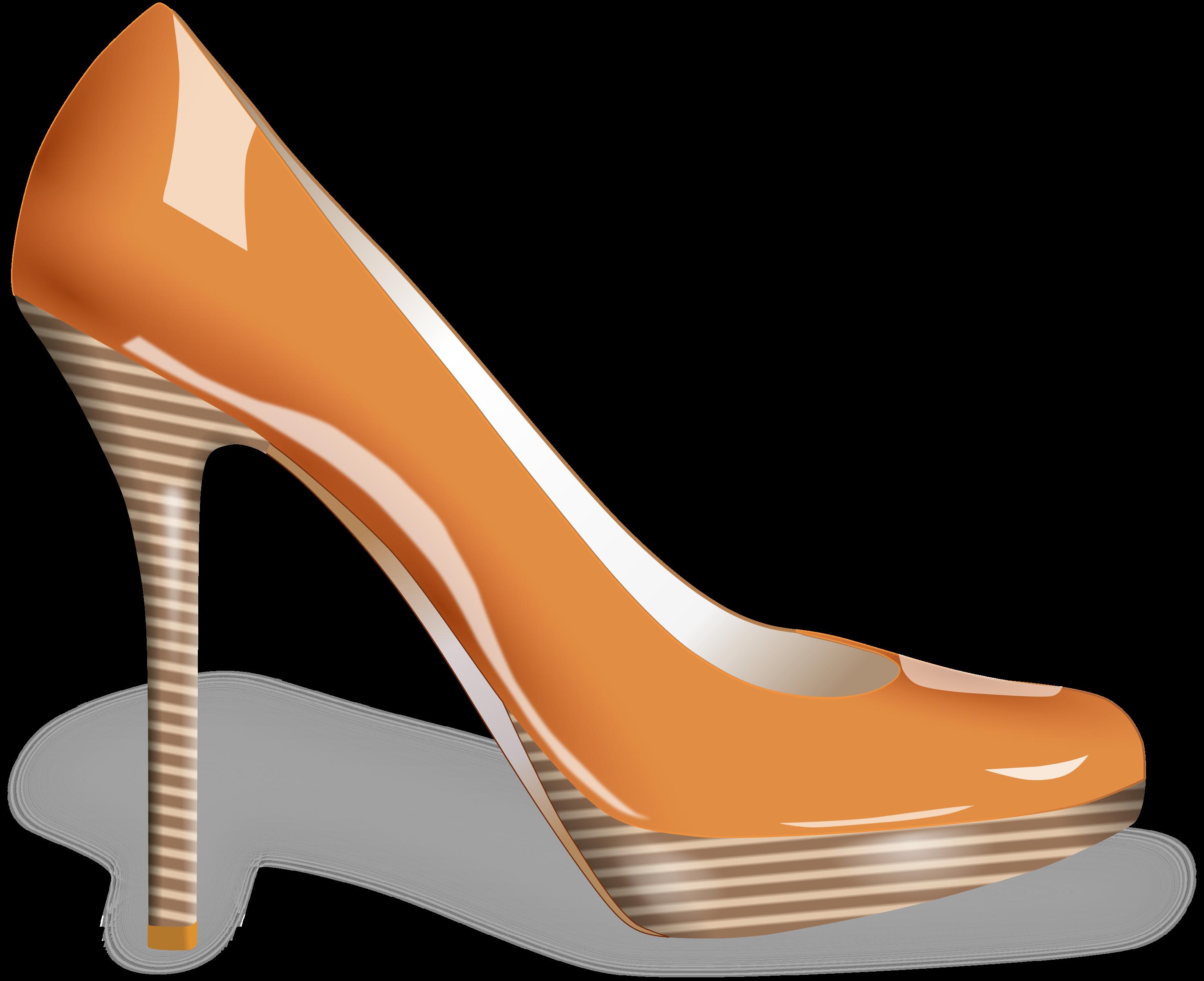 . Fashion clipart fashion shoe