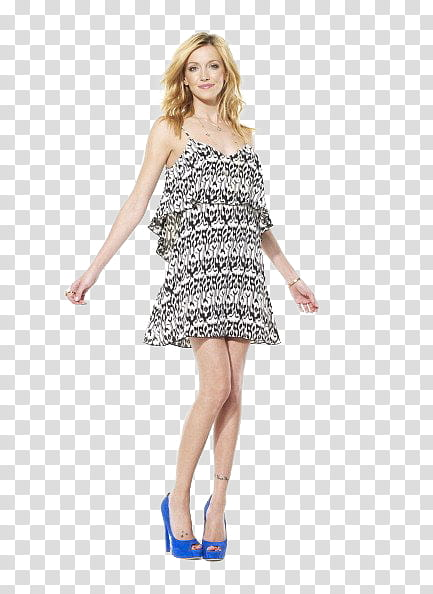 Fashion clipart mini dress. Katie cassidy standing woman