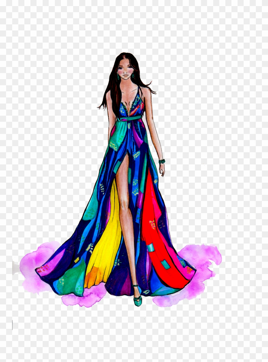 Fashion clipart model. Download transparent png free