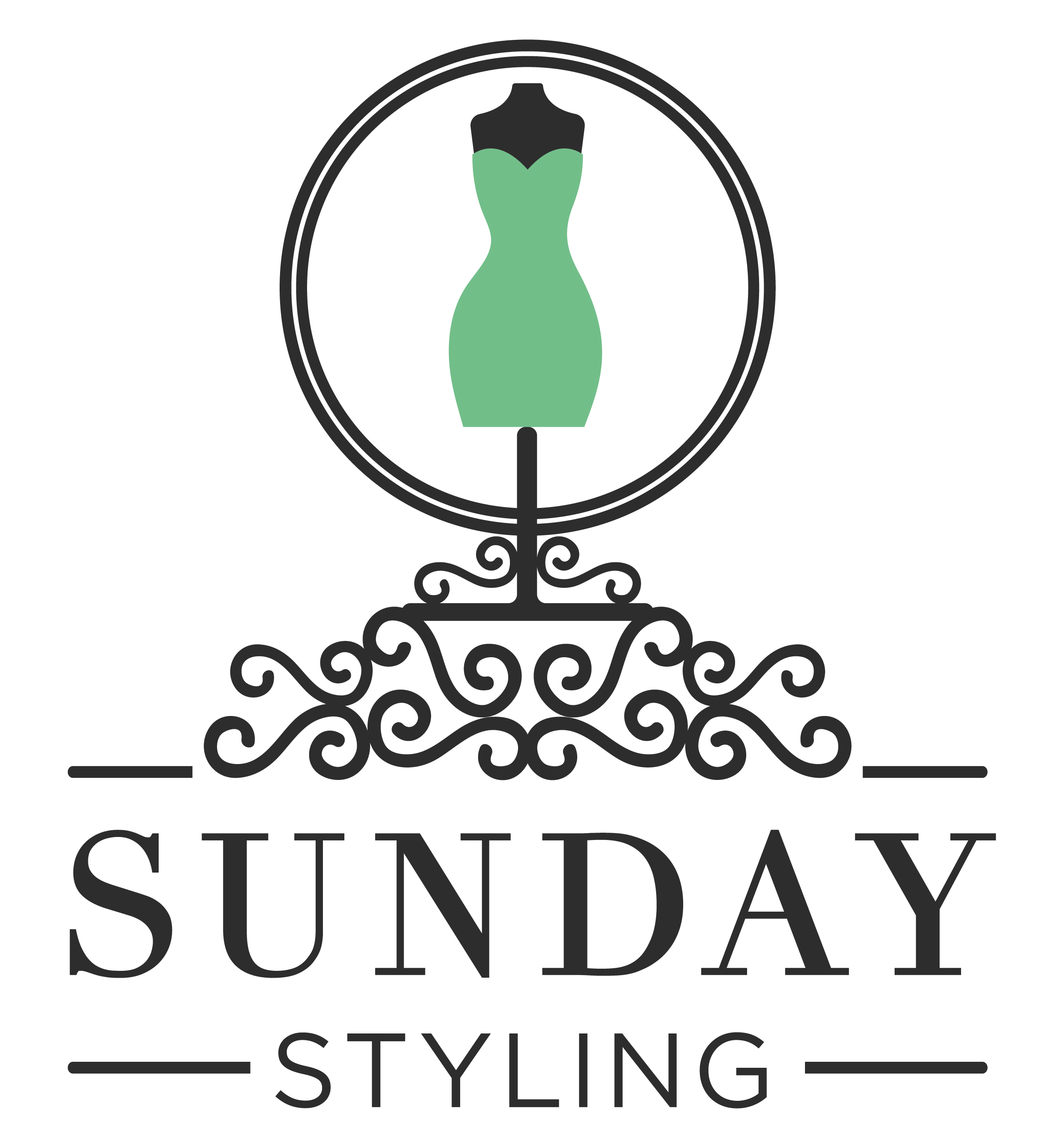Fashion clipart personal stylist. Sunday styling independent based