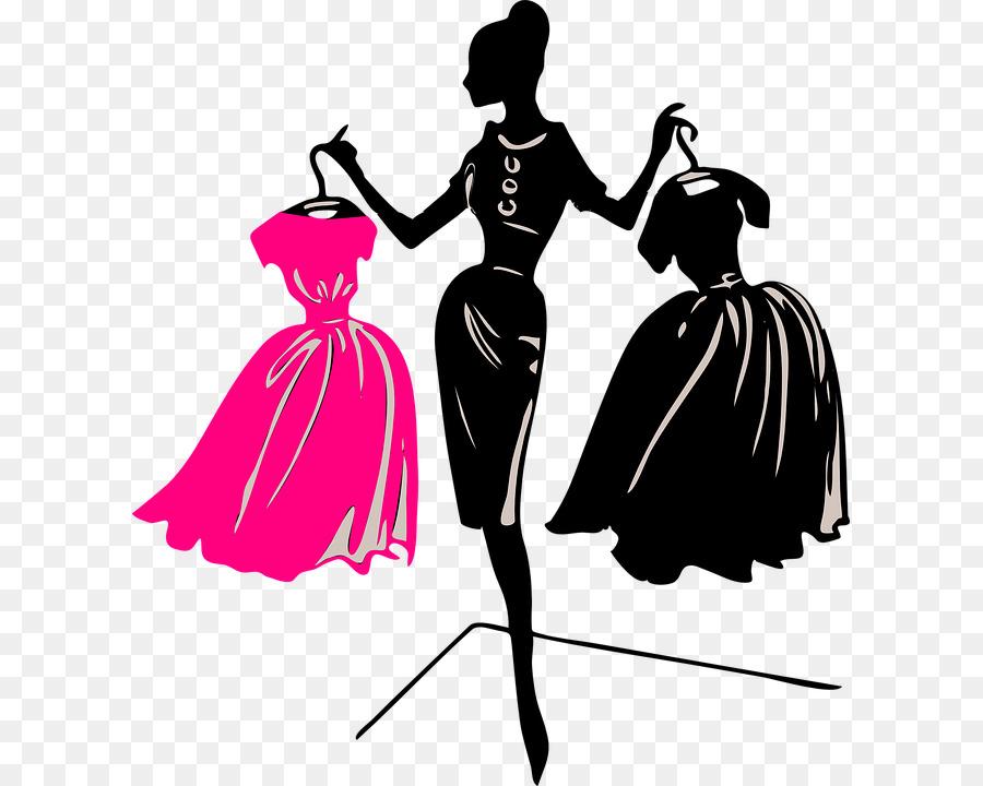 Background clothing . Fashion clipart pink fashion