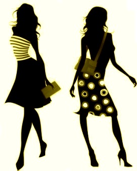 Fashion clipart style. Free cliparts download clip