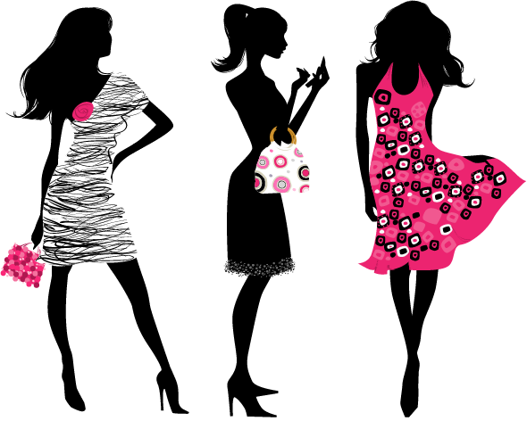 Fashion clipart transparent. Free png images download