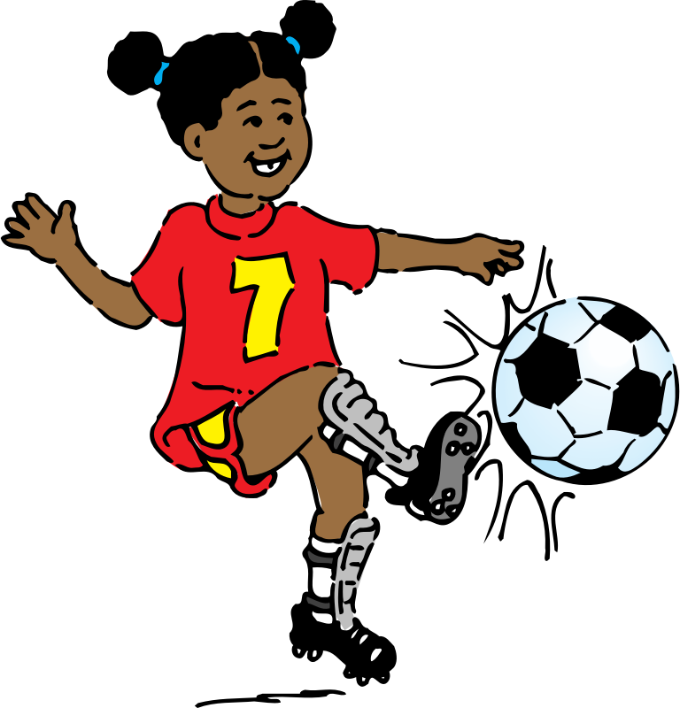 Football clipart animated. Action verb slideshow lessons