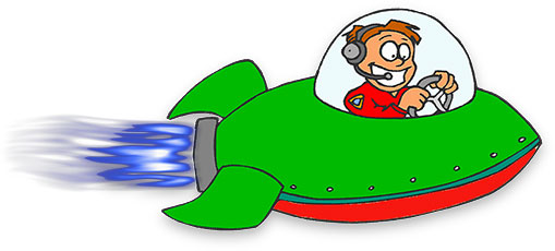 Spaceship clipart animation. Free spacecraft gifs animations