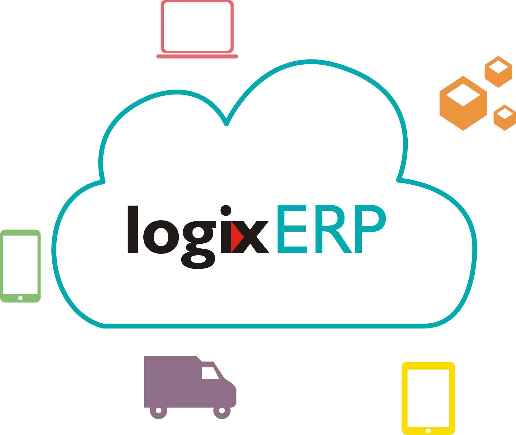 Logixgrid platform and application. Fast clipart courier boy