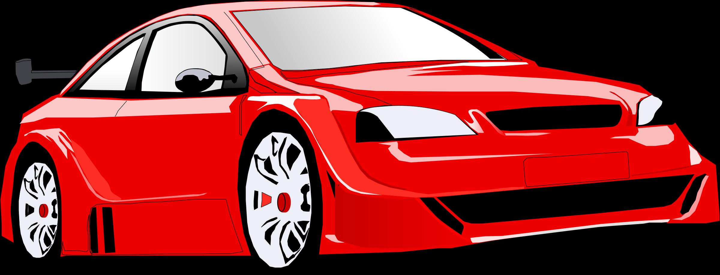 Glass clipart car. Red fast szukaj w