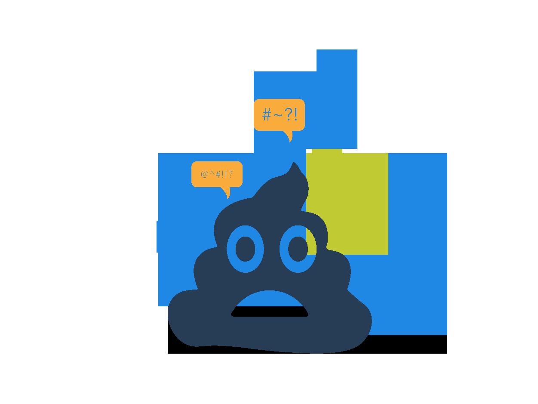 Social media community management. Fast clipart fast response