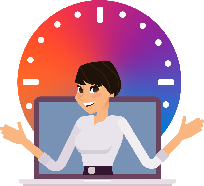 Fast clipart fast time. End to recruitment software