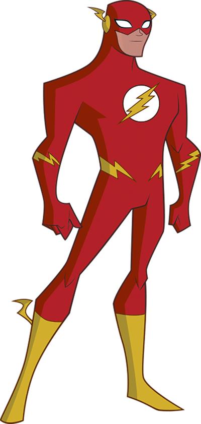 fast clipart flash hero