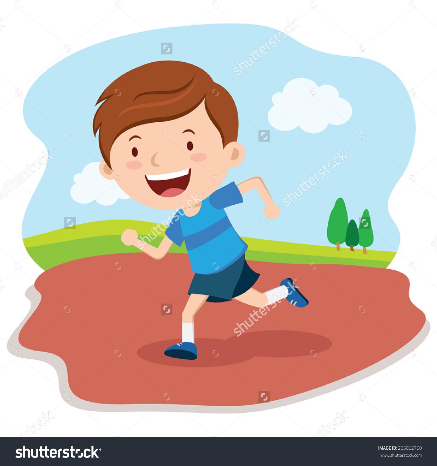 boy running clipartlook. Race clipart boys