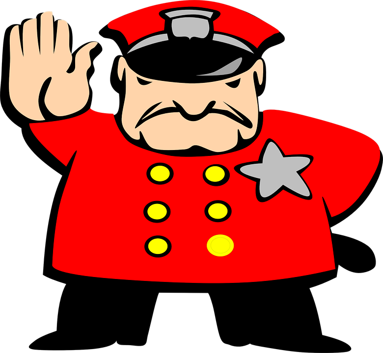 French police defy government. France clipart red