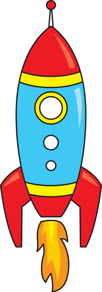 Spaceship clipart girly. Fastest collection rocket transportation
