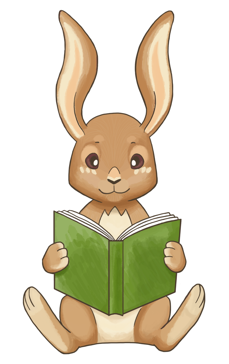 Tired clipart rabbit. Little trails about
