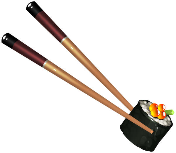 Fast clipart ran. Sushi image pinterest images