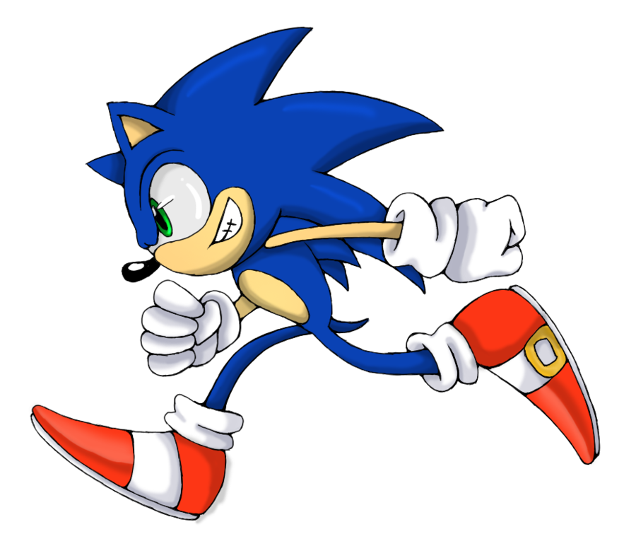 Oppasdim sonic speed by. Fast clipart sped