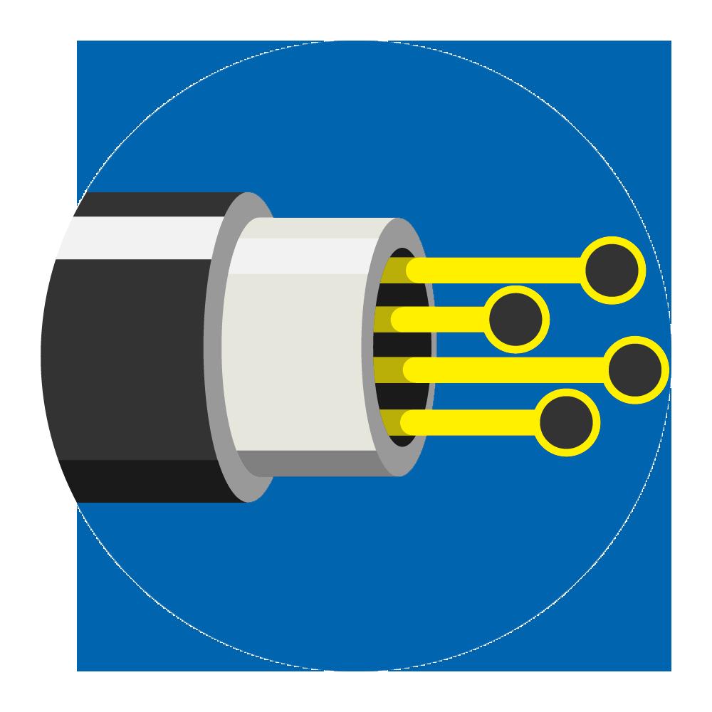 Fiber optic broadband by. Fast clipart speed