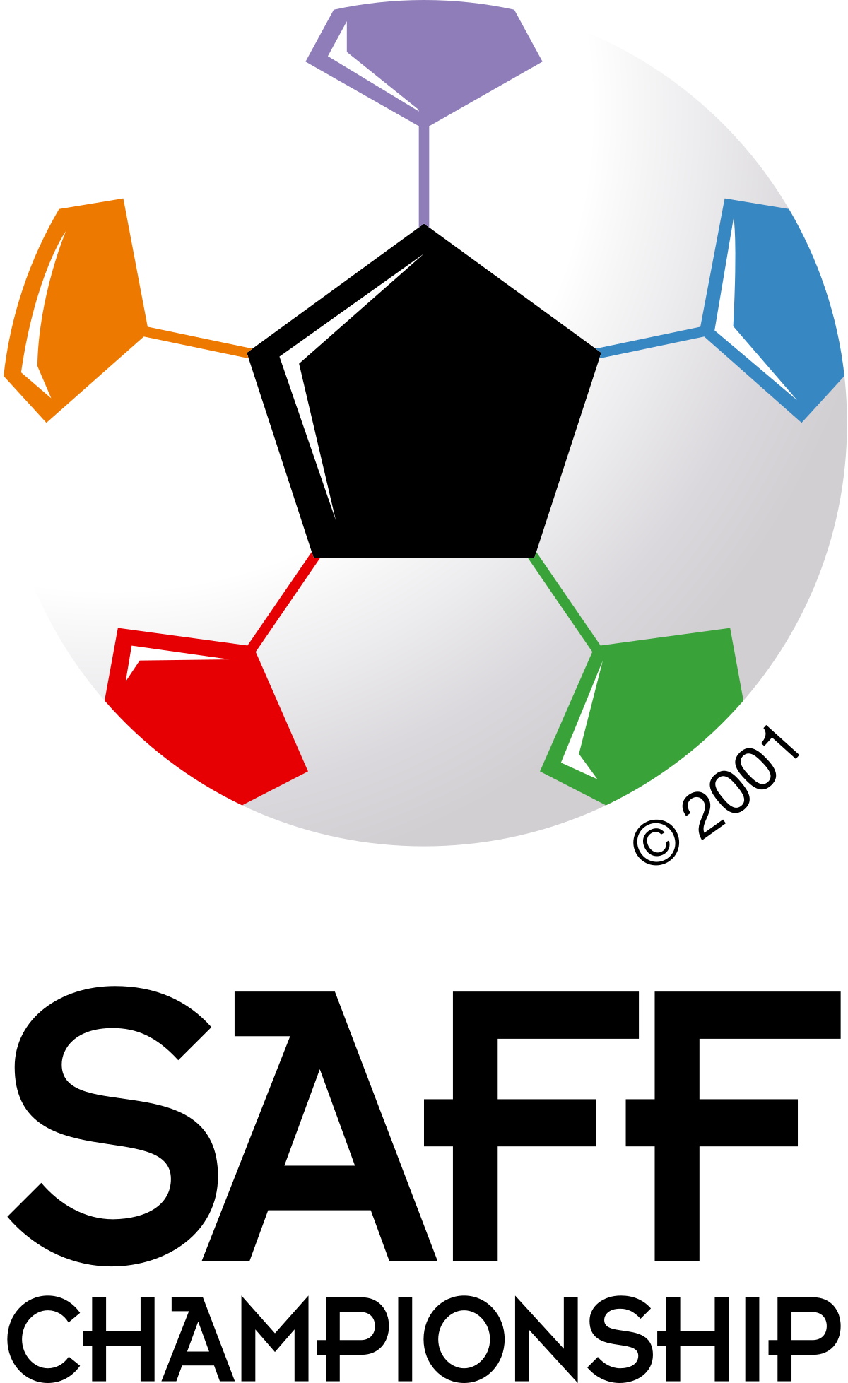 Goal clipart football tournament. Saff championship wikipedia