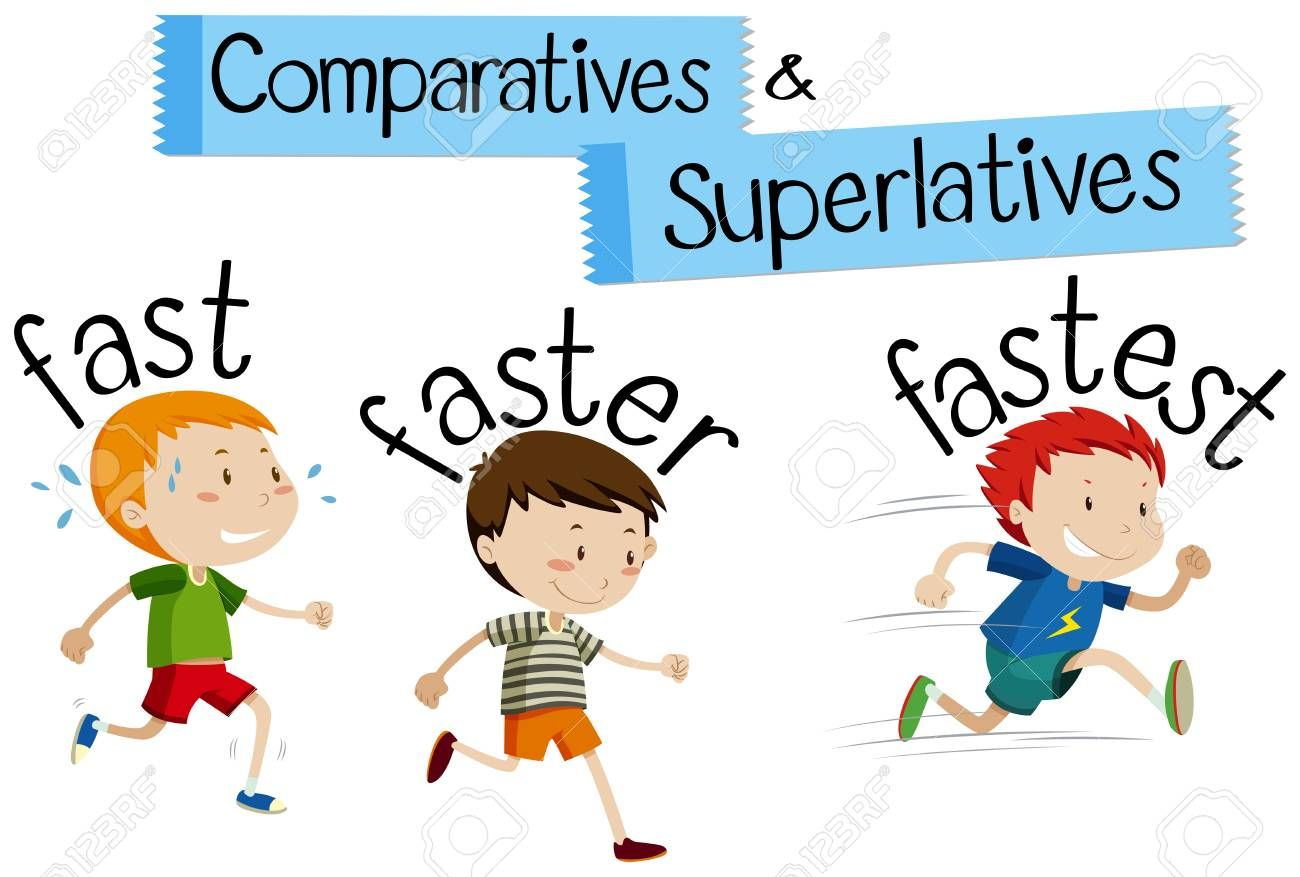 Stock vector teach english. Grammar clipart illustration