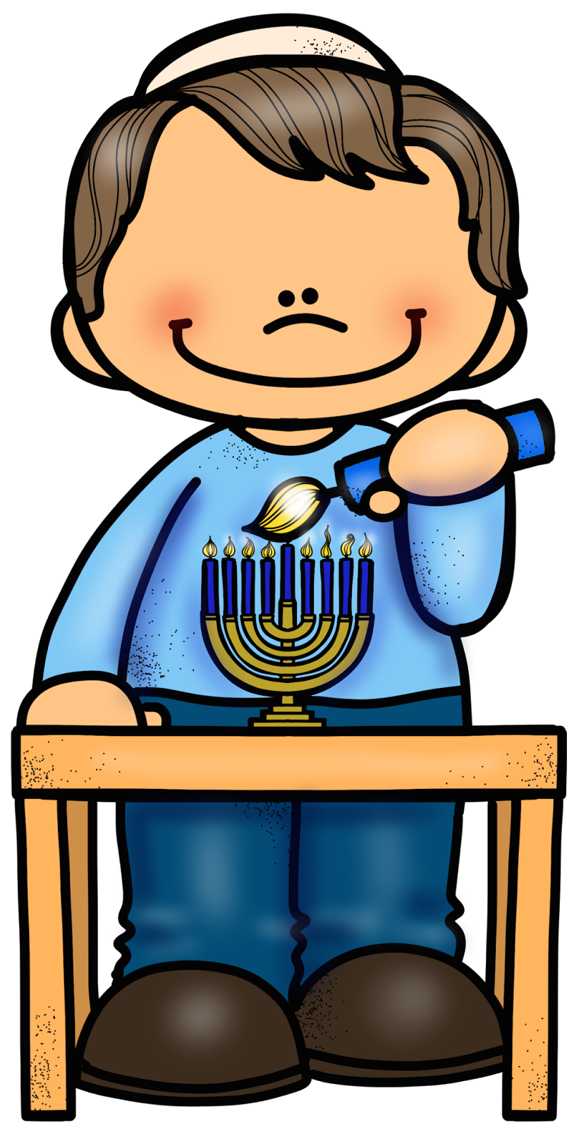 Surprise clipart bachelor. Educlips design happy hanukkah