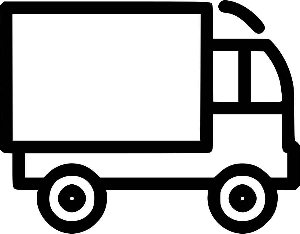 Delivery Van Truck Shipping Svg Png Icon Free Download