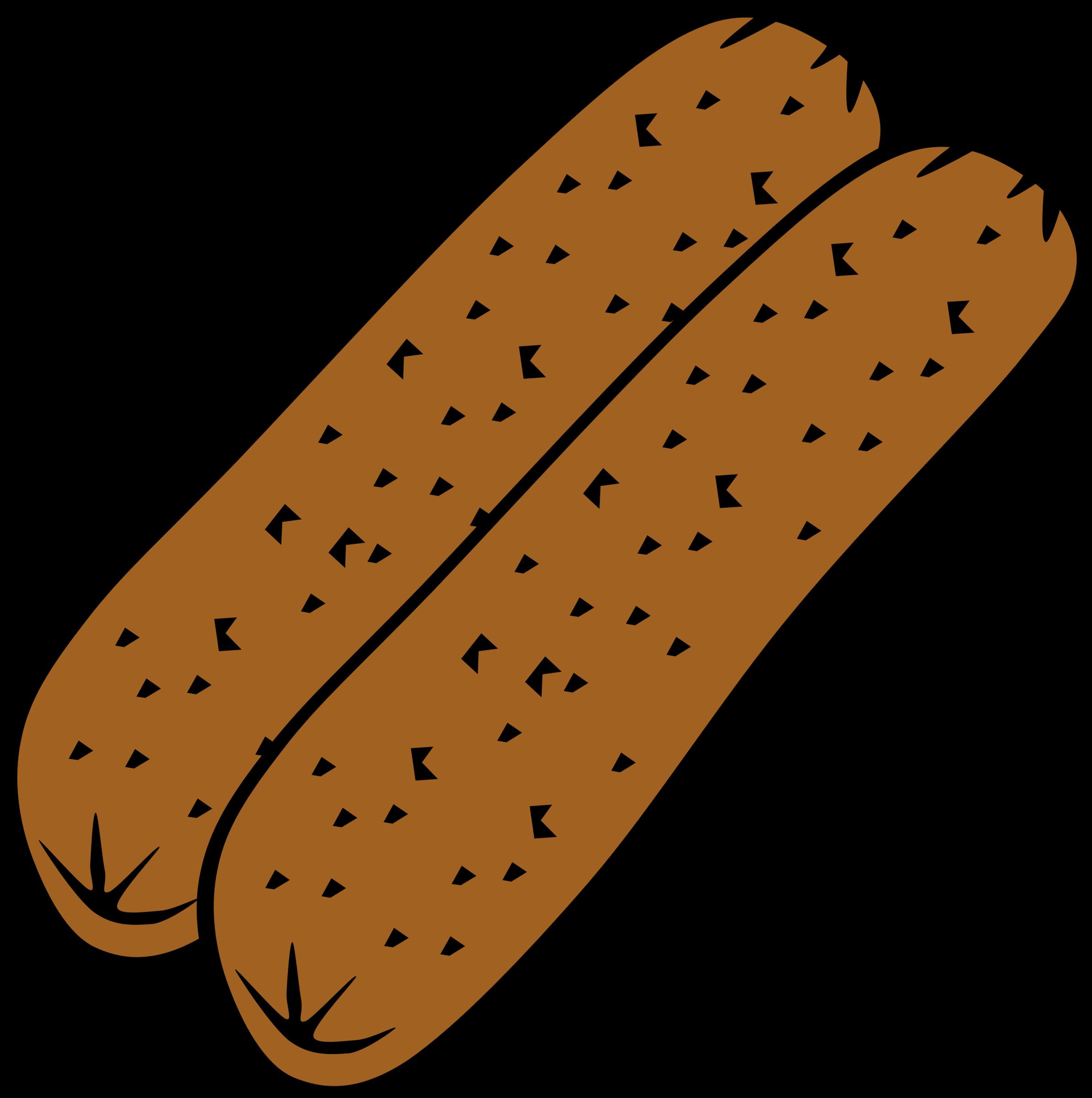 Fast breakfast sausage big. Hotdog clipart american food