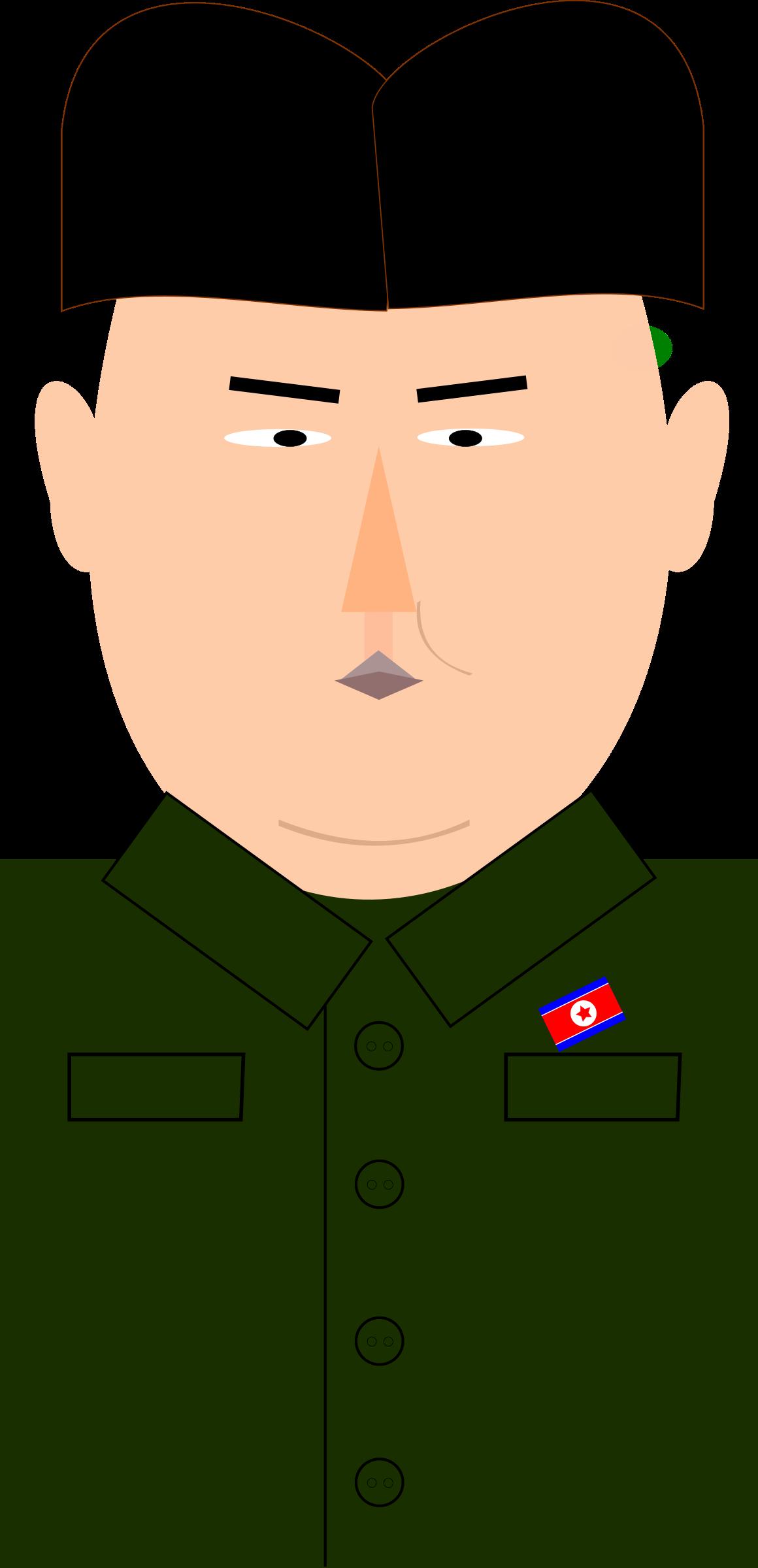 Kim jong un image. Fat clipart big person