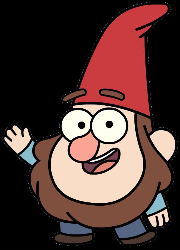 gnome clipart gravity falls