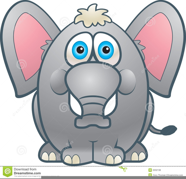 Fat clipart fat elephant. Free images at clker