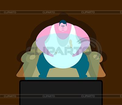 Fat clipart fatso. Stock photos and vektor