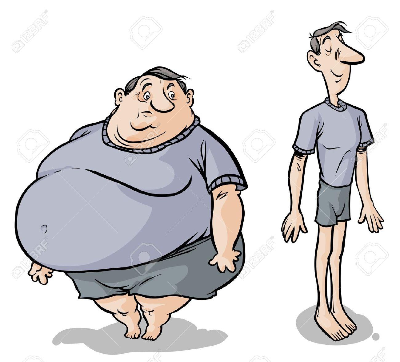 Fat clipart gordo.  clipartlook