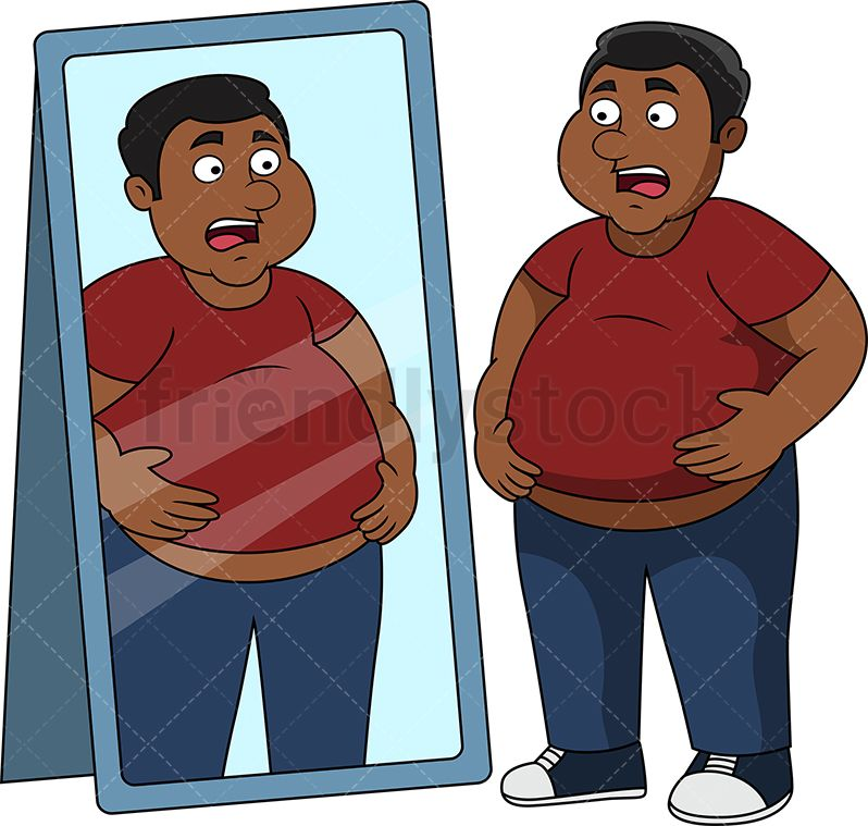Fat clipart heavy man. Pin on overweight people