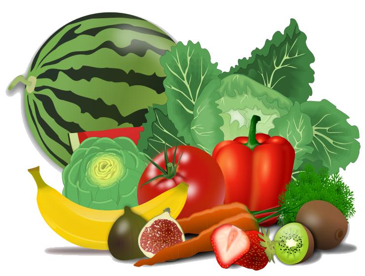Food clipart cartoon. Healthy png transparent images