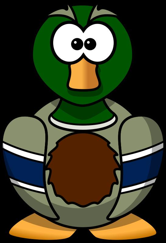 Fat clipart owl. Free cartoon mallard obr