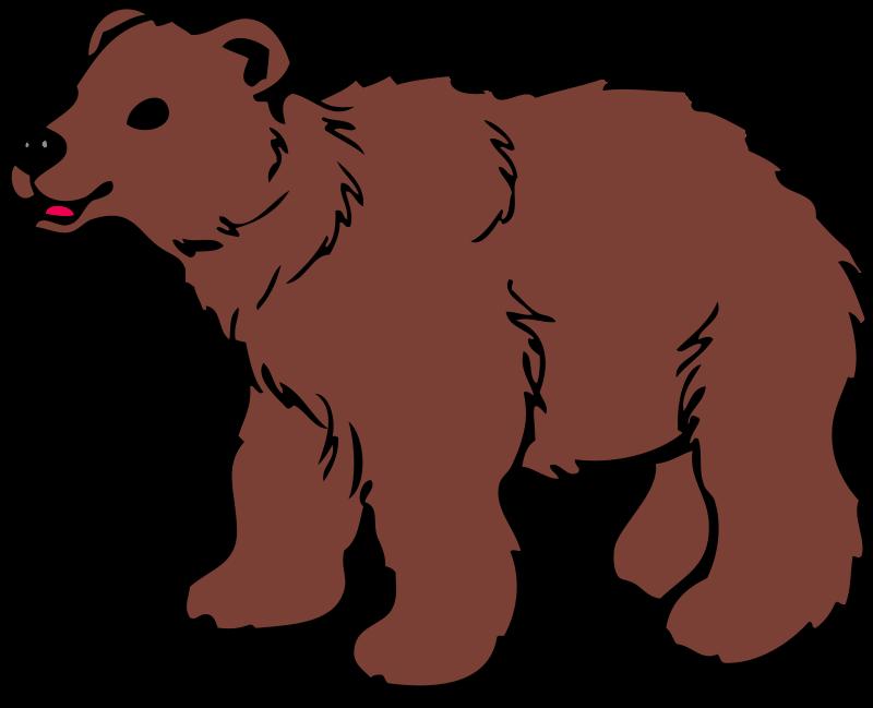 Pin by ohitekah on. Hunter clipart cartoon bear