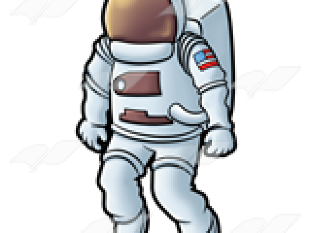 Fat clipart scientist.  astronaut huge freebie