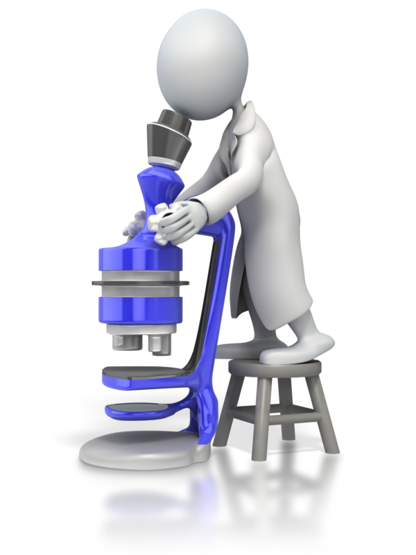 Microscope clipart medical. The vaccination controversy stork
