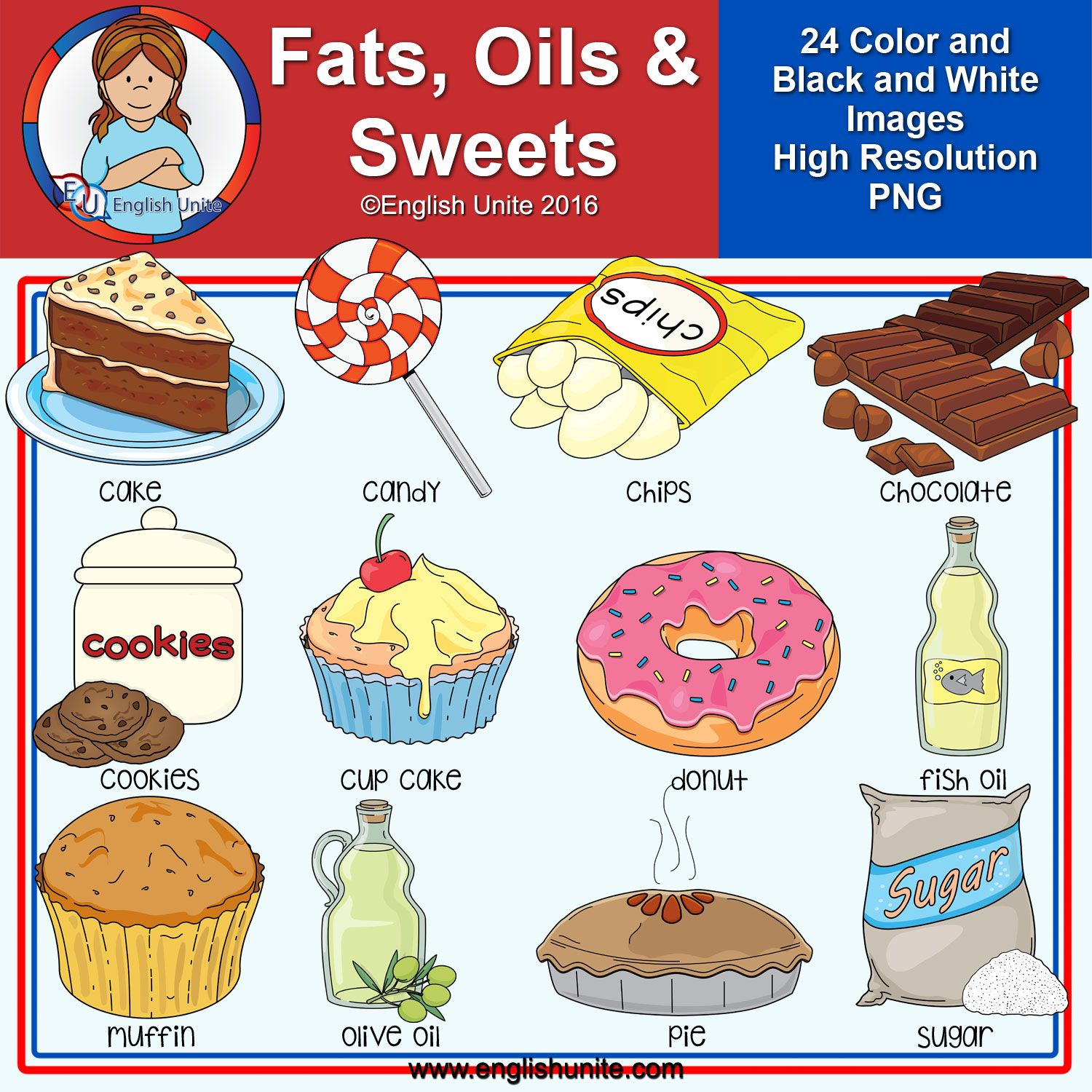 Fat clipart sweet. Free sweets download clip