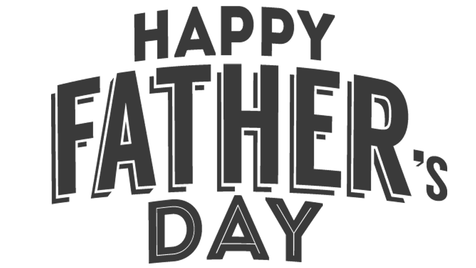 Father clipart caring father. Happy fathers day grey