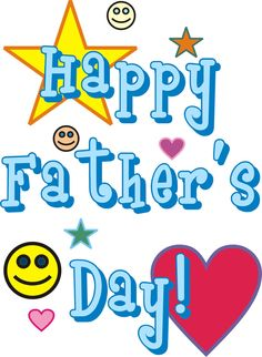 Father clipart celebration.  best fathers day