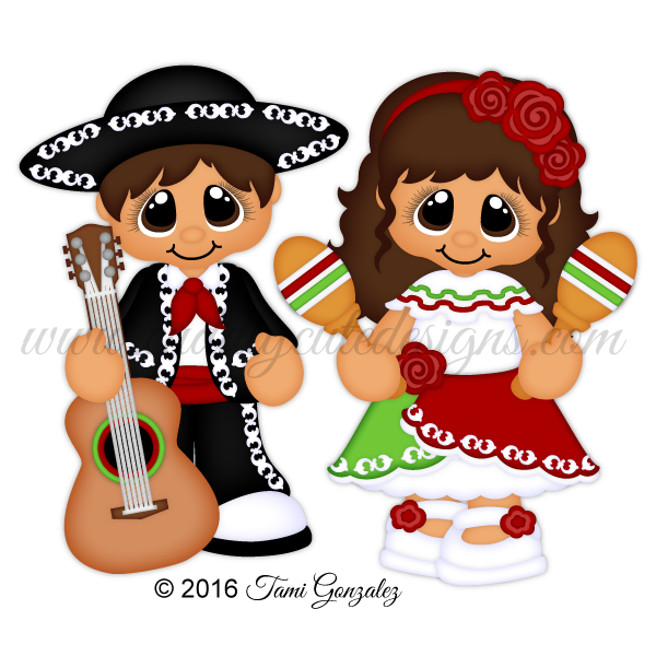 father clipart dad mexican
