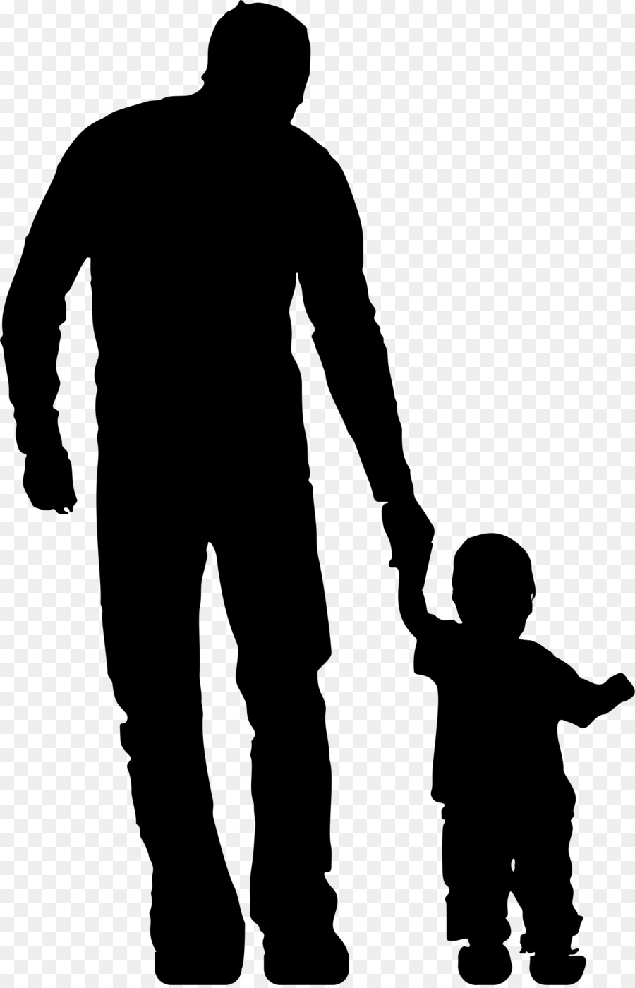 Free png of child. Father clipart father and son