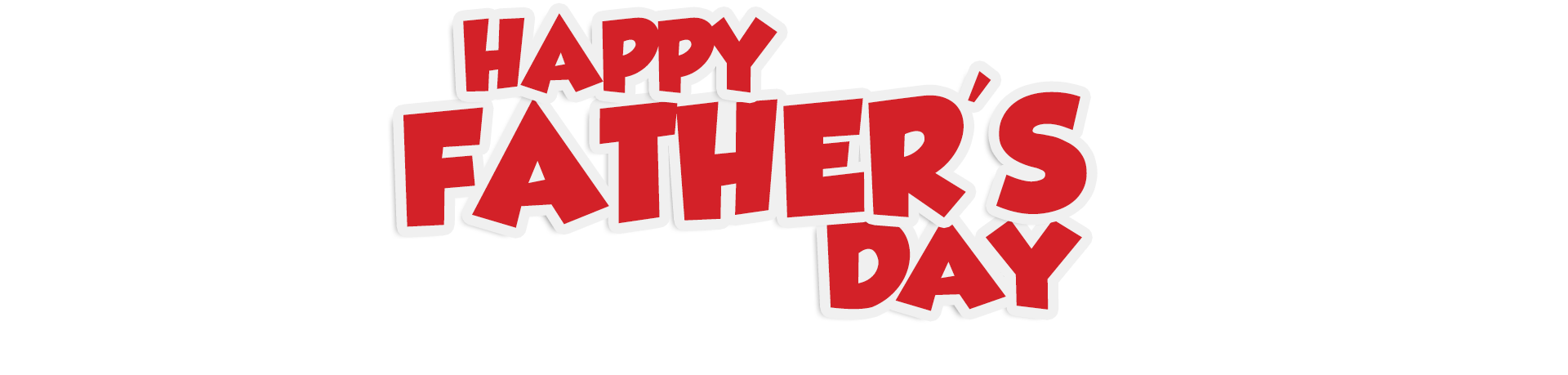 June clipart father's day. Fathers transparent png pictures