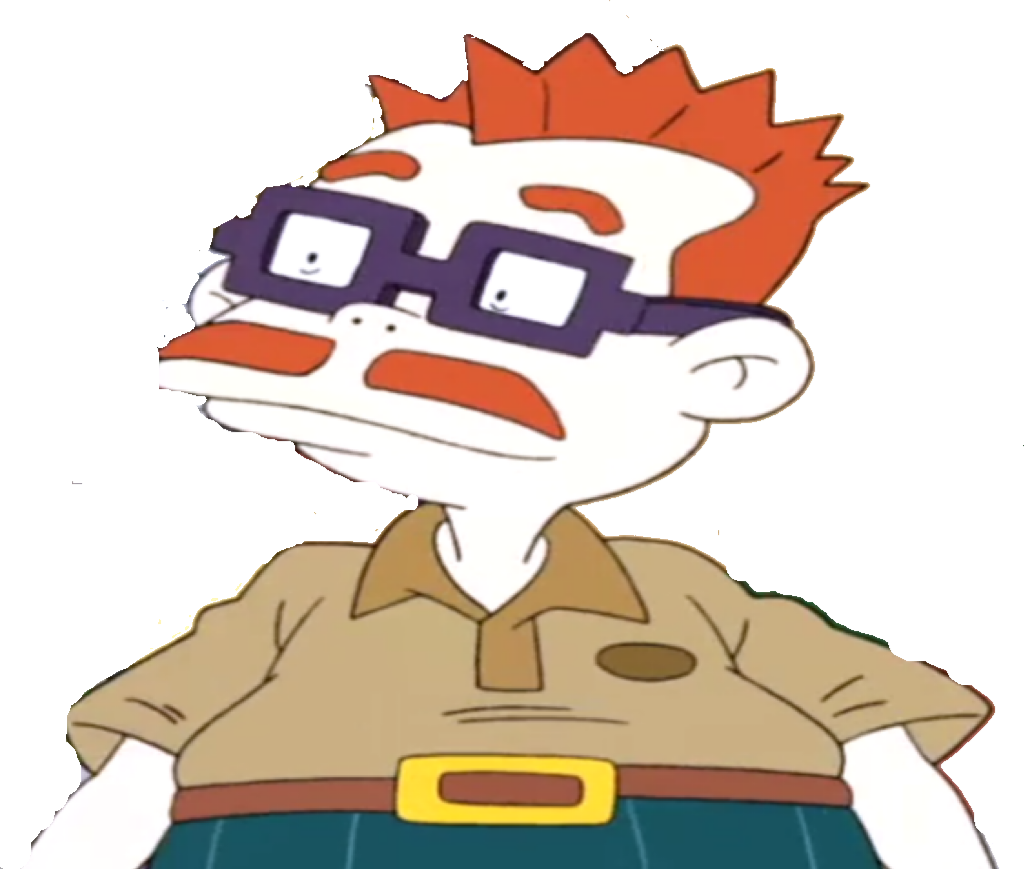 Chas finster all wikia. Father clipart grown up